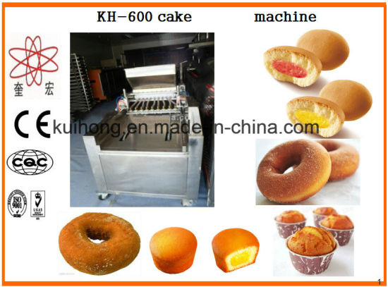 Kh Ce Approved Cake Aeratioin Mixer pictures & photos