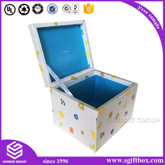 Custom Printing Magnetic Closure Cardboard Packaging Paper Gift Box pictures & photos