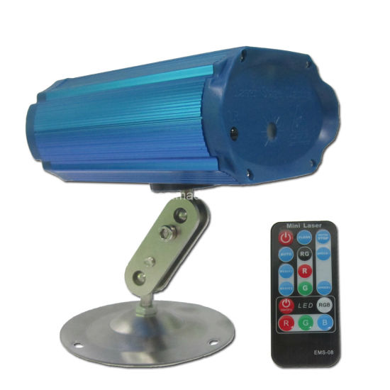 New Mini Laser Projector Cheap DJ Stage Light Sound Twinkling Star Effect with Remote Control pictures & photos