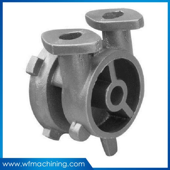 OEM Stainless Steel Investment Casting Peripheral Pump/Lost Wax Casting Pump Body pictures & photos