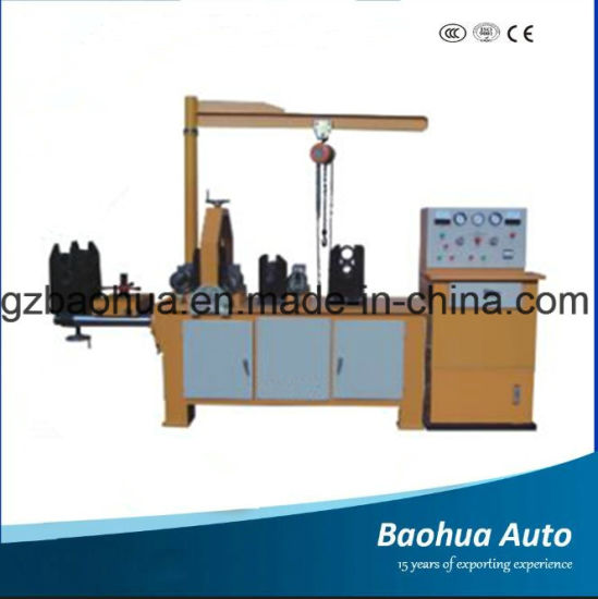China YCS-2 Model Hydraulic Oil Cylinder Disassembly Test Bench