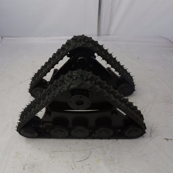 Special Terrain Rubber Track System 1030mm*210mm*640mm Match to Swamp Jungle pictures & photos