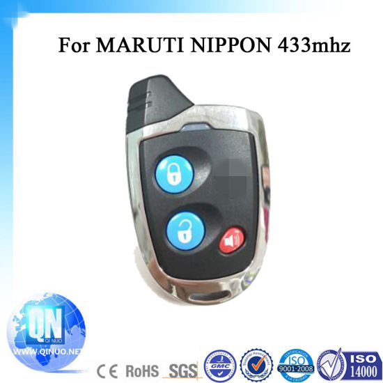 China Car Alarm Remote Compaitble With Maruti Nippon In
