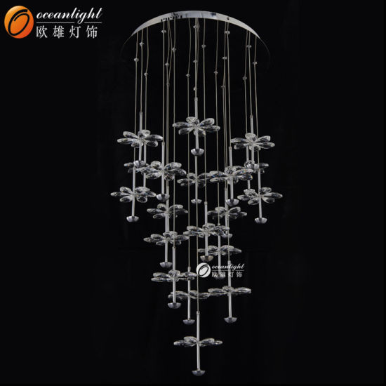 China 2017 ocean lighting crystal chandelier simple elegant 2017 ocean lighting crystal chandelier simple elegant wholesale crystal lamps om88453 aloadofball Image collections