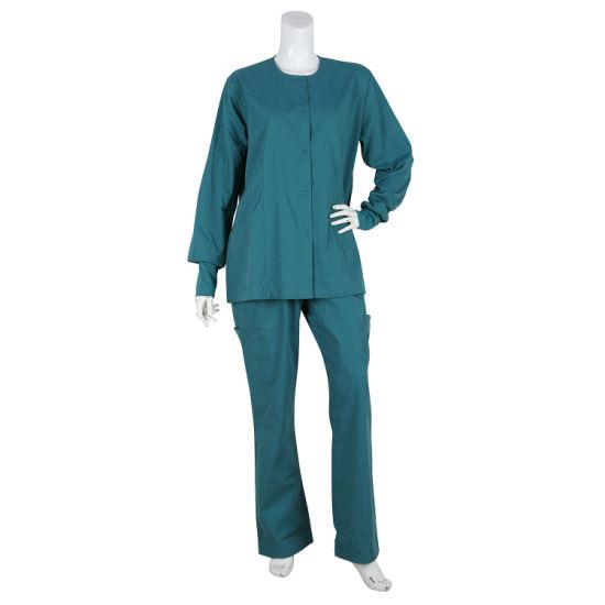 High End Quality-Assured Lab Coat Doctor Workwear Uniform