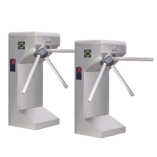 Automatic Tripod Turnstile for Intelligent Access Control System pictures & photos