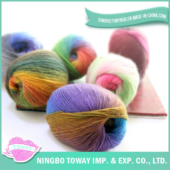 China Suppliers Cheap Knitting Crochet Carpet Rowan Wool Cotton pictures & photos