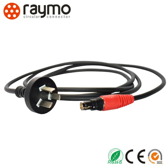 Military High Quality S 1031 A019 130+ 19 Pin Fischeres Connector Compatible Cable Wire Harness pictures & photos