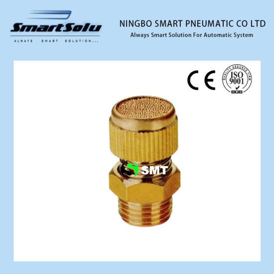 SD Type Series Timing Speed Control Pneumatic Air Muffler Silencer