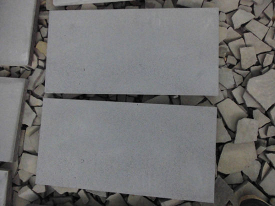 Natural Stone Andesite for Paving pictures & photos