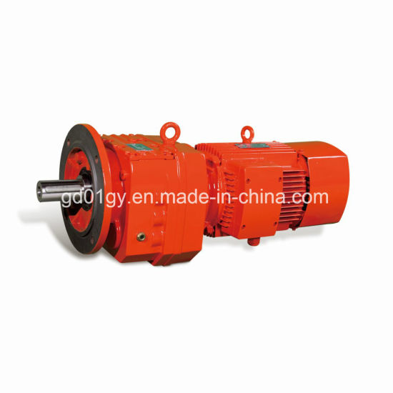 Gr17-Gr177 High Torque Low Speed Helical Geared Motor pictures & photos