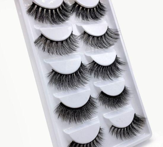 Balkea Private Label Mink Lashes 100% Cruelty-Free Wholesale False Eyelashes with Packaging Box