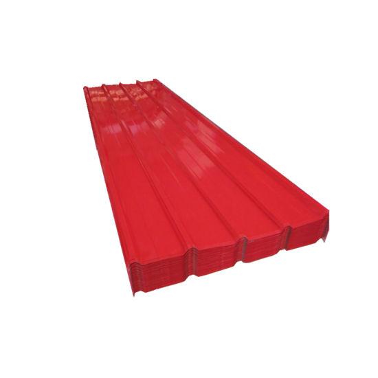 JIS G3312 Galvanized Prepainted Color Coated Corrugated Roofing Steel Sheet