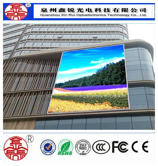 Waterproof High Brightness P5 HD Advertising LED Screen Display Outdoor Full Color