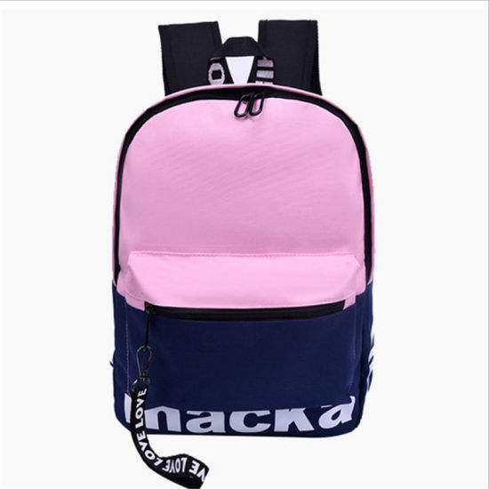 Primary School Children's Day Pack Customized Logo School Backpack Bag