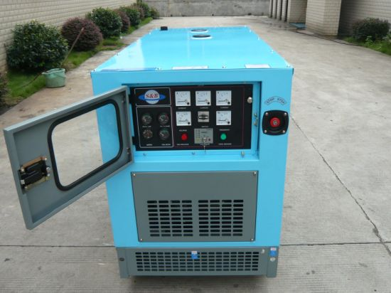 Factory Direct Sell 30kw Diesel Generator with Cummins Engine pictures & photos
