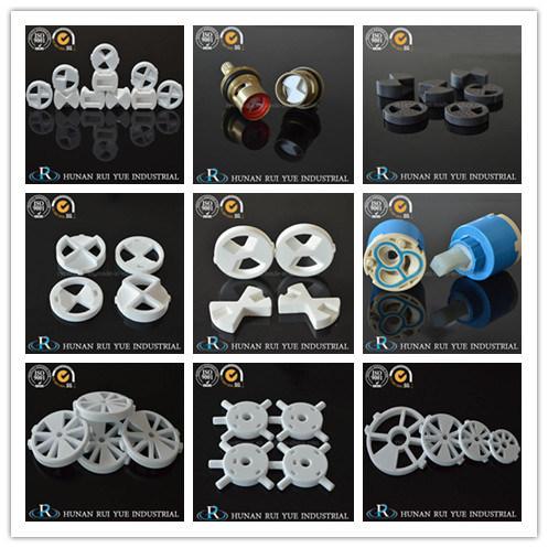 China Manufacturer of 95% Alumina Water Tap Ceramic Disc of Faucet Valve