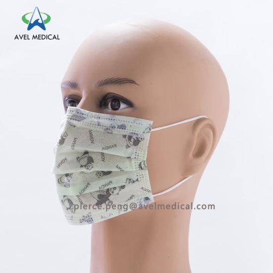 face masks disposable kids