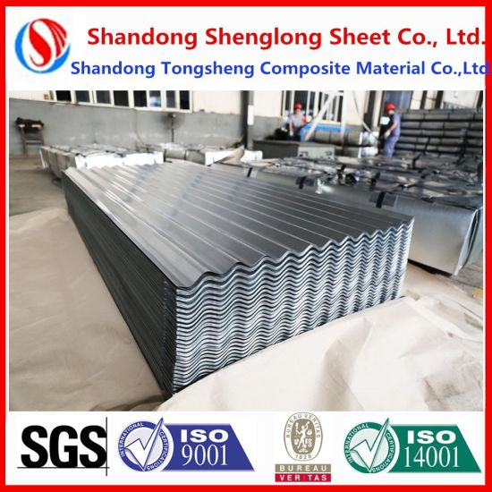 Factory Direct Sale Galvanized Corrugated Zinc Aluminum Roofing Sheet pictures & photos