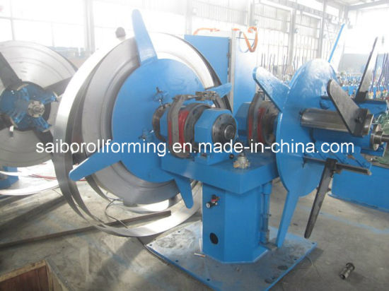 Precision High Frequency Welding Pipe-Making Machine pictures & photos
