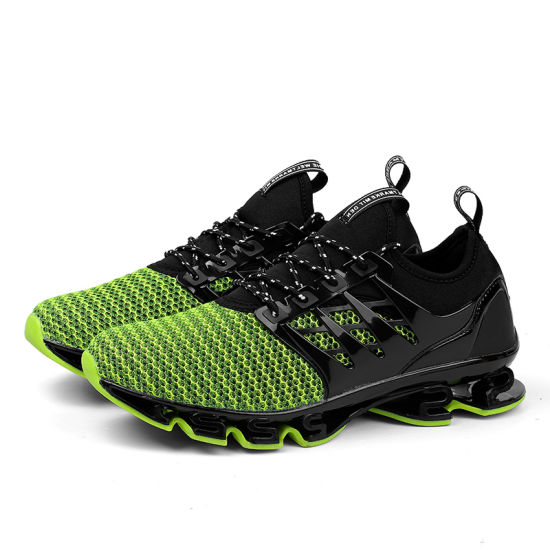 Sneakers Shoes Blade Outsole Sport Shoes, Shoes Skateboard, Made Shoe