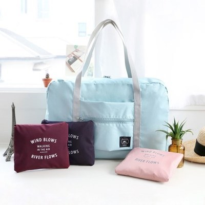 Wholesale Hot Light Weight Custom Sports Travel Foldable Duffel Bag