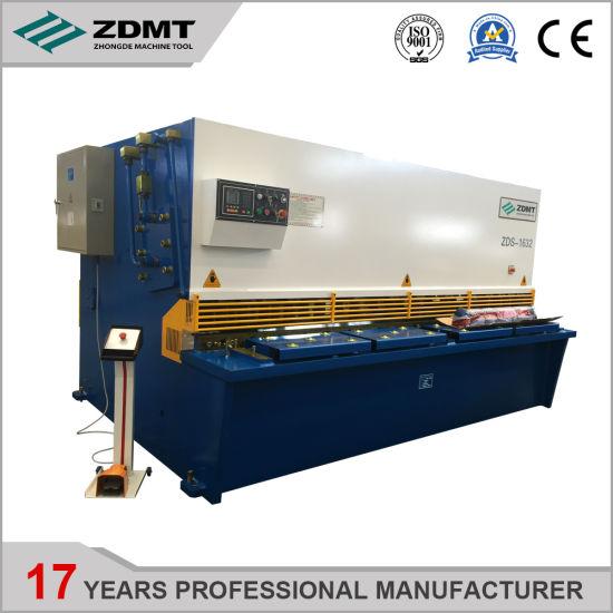 Hydraulic Metal Steel Plate Cutting & Guillotine Shearing Machine