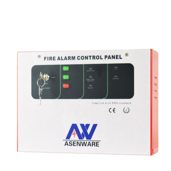 1-32 Zone Conventional Fire Alarm Control Panel Aw-Cfp2166 pictures & photos