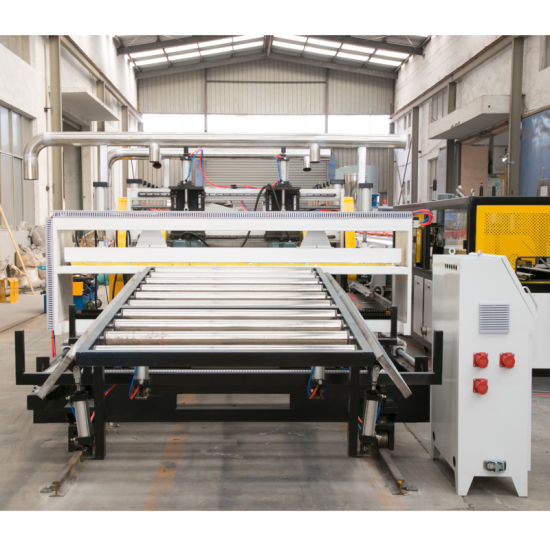 Width of The Sheet 1m Plastic Sheet Board Extrusion Line