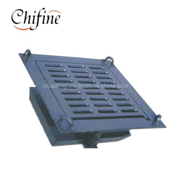 Custom Cast Iron Manhole/Sewage Cover for Sale pictures & photos