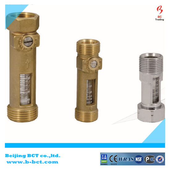 Balancing Valve with Flow Meter pictures & photos