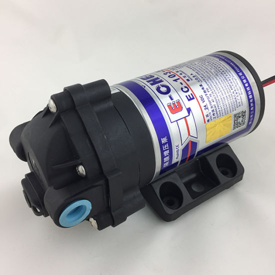 E-Chen 50gpd 103 Series Diaphragm RO Water Pump pictures & photos