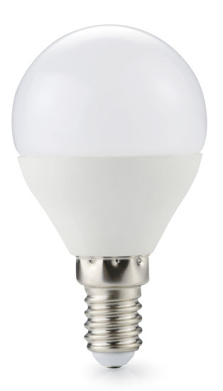 3/4/5/6/7W Indoor Low Power G45 E14 LED Bulb (G45-2856-RC) pictures & photos