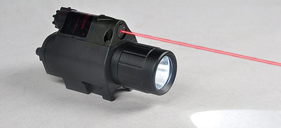 Tactical Red DOT Compact Laser Sight for Gun Rifle Pistol