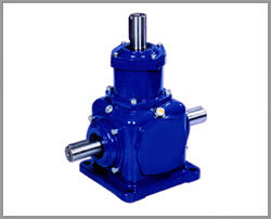 T Series Bevel Gear Redirector with Three Shafts