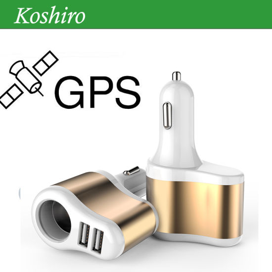 Car Charger GPS Tracking Device with Mobile Application PC pictures & photos