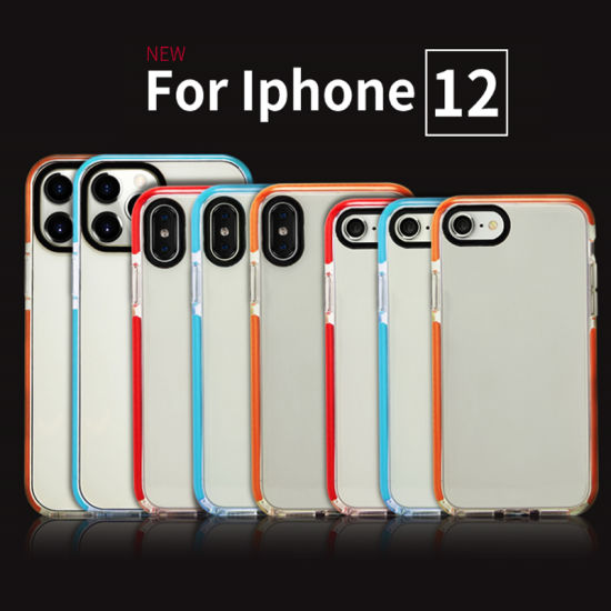 TPU Case Covers Clear Design for Apple iPhone 11/12 PRO Max Case
