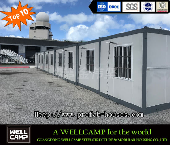 Container House For Homes China Flat Stacks Containers Modular