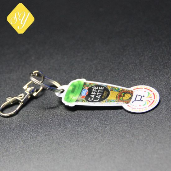 Newest Custom Dersign PVC Keychain for Gifts pictures & photos