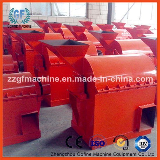 Semi-Wet Material 25%-55% Moisture Crusher/Grinder for Sale pictures & photos
