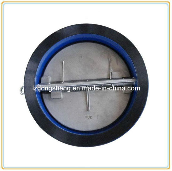 Dn40~Dn600 Pn1.0/1.6 MPa DIN, ANSI Power Station Wafer Check Valve pictures & photos