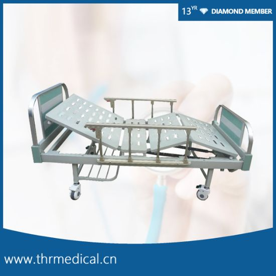 3 Function Manual Medical Bed (THR-MB002)