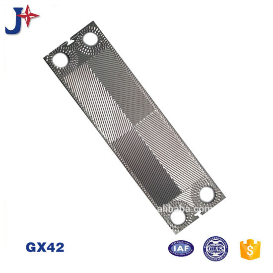 High Quality Gx12/Gx42 Heat Exchanger Plate