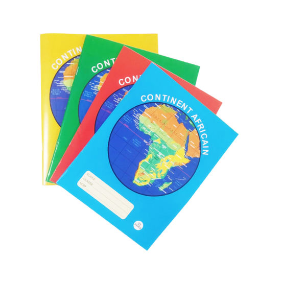West Africa School Kids Use High quality Exercise Book