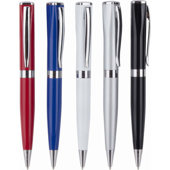 Promotional Gift Metal Pens for Office Stationery and School Supply