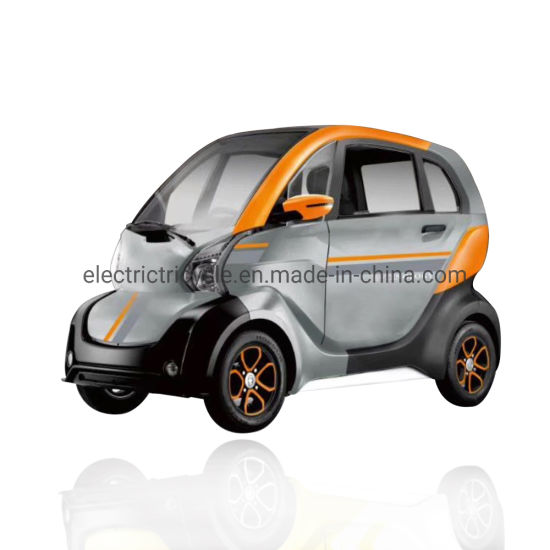 China New Design 4 Seats Closed EEC Approved Electric Car