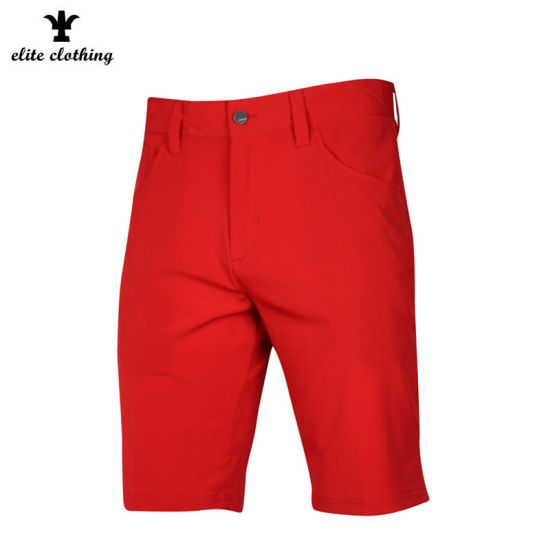Wholesale Custom Made Men Sports Golf Pants Made in China