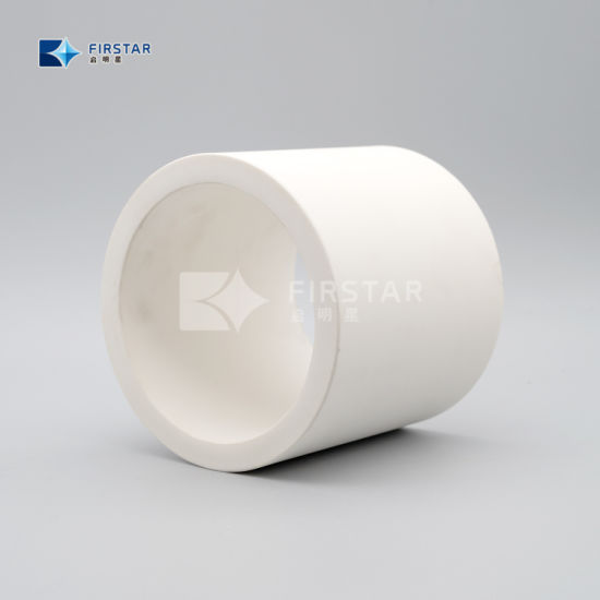 Wear-Resistance Pipeline Alumina Ceramic Tube
