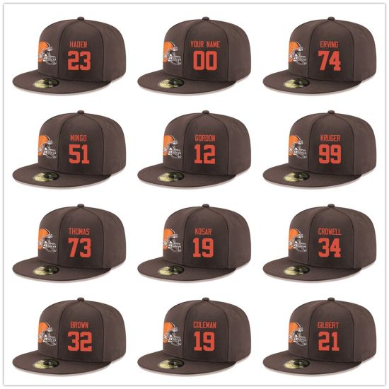 Browns Training Camp Bucket Hat Baseball Cap pictures & photos