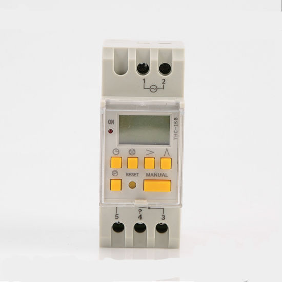 THC-30B Programmable Latitude and Longitude 30A Time Control Switch Timer